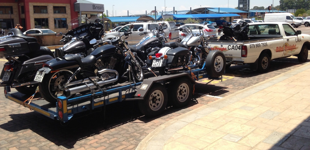 Bike Transporting. Motorbike Transport. Motorcycle Transport.