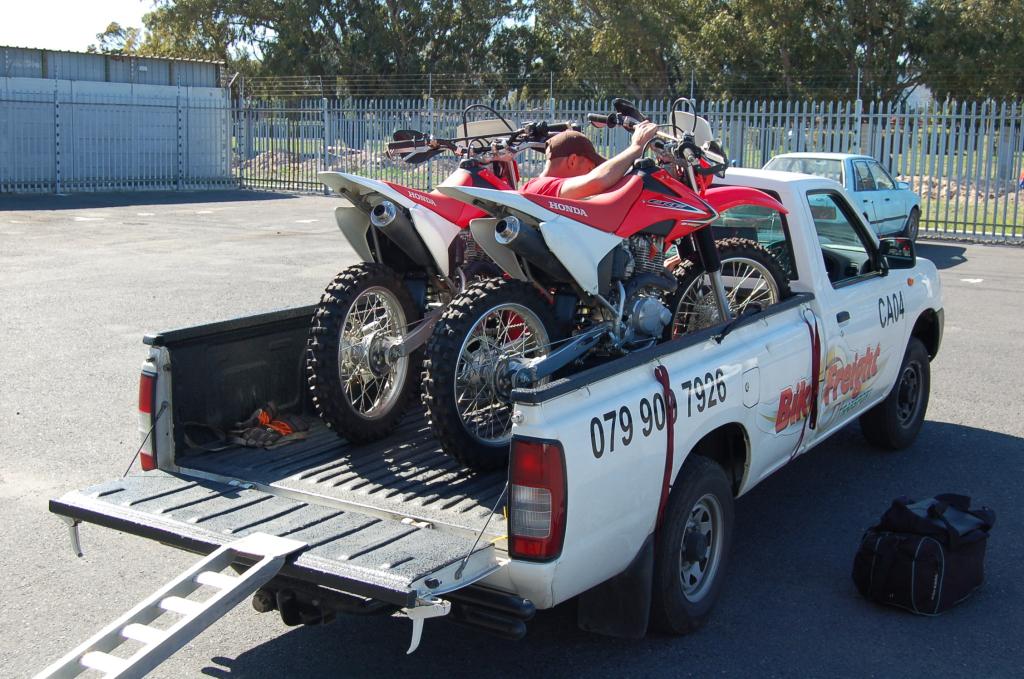 Motorcycle trip 999