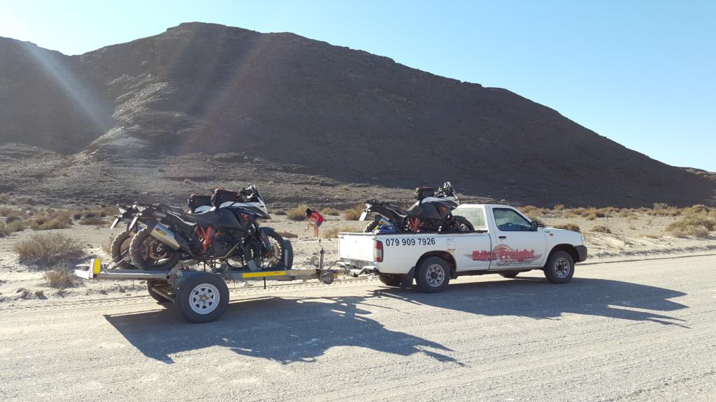 Kalahari Trip