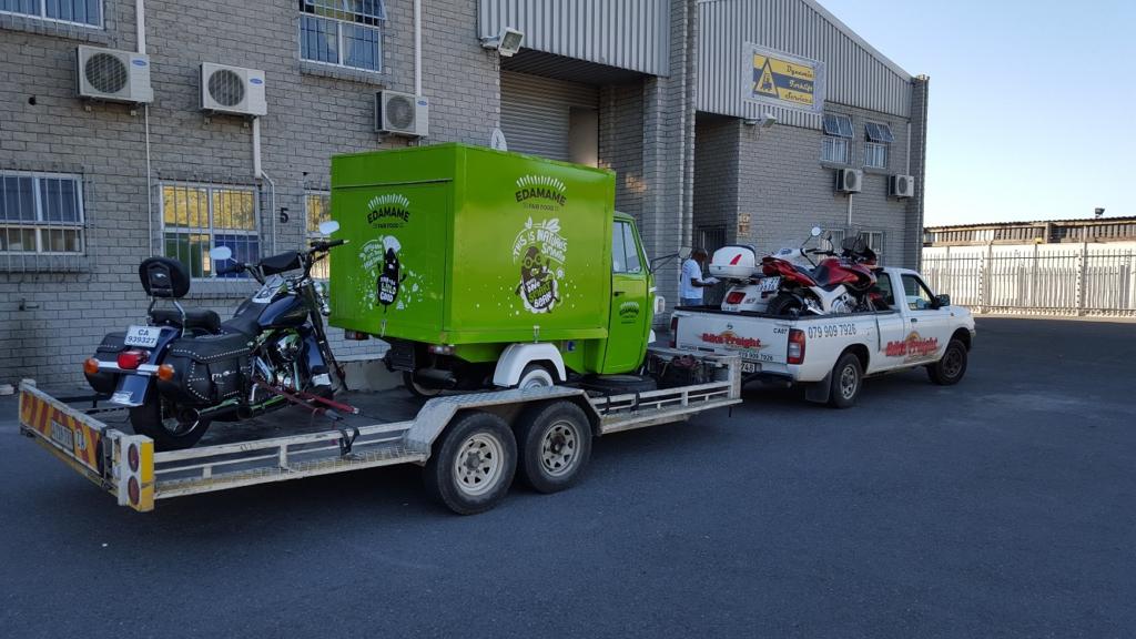 Trikes in Transit
