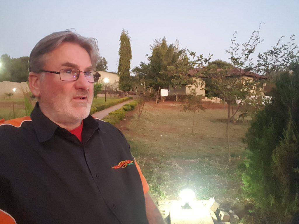 Motorcycle Transport Zambia Trip 2