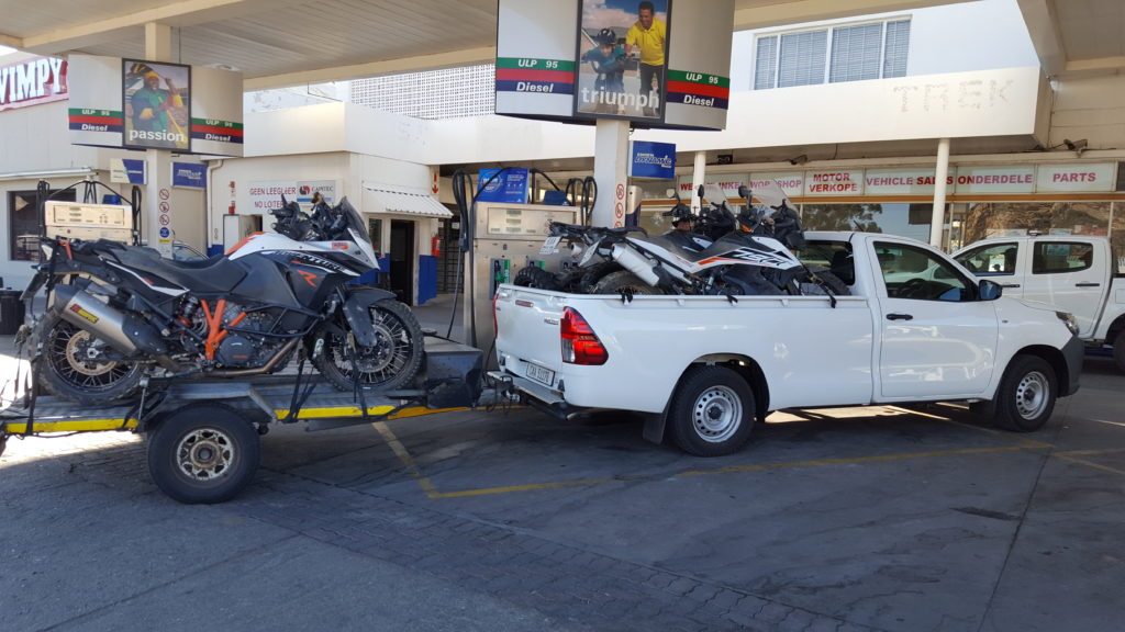Transport Cape Town Windhoek